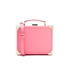 Aspinal of London Women's Trunk Smooth Bag - Pink: Image 1