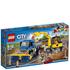 LEGO City: Le déblayage du chantier (60152): Image 1