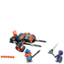 LEGO Nexo Knights: King's Guard Artillery (70347): Image 2