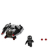 LEGO Star Wars: TIE Striker Microfighter (75161): Image 2