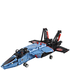 LEGO Technic: Air Race Jet (42066): Image 2