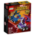 LEGO Superheroes Mighty Micros: Wolverine vs. Magneto (76073): Image 1