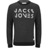 Pull Core Cope Jack & Jones - Gris Chiné: Image 1