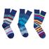 Paul Smith Men's 3 Pack Socks - Multi: Image 1