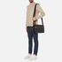 Paul Smith Men's City Webbing Leather Cross Body Bag - Black: Image 2