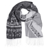Superdry Women's Kaya Blanket Scarf - Grey: Image 1