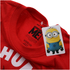 Despicable Me Men's Bah Humbug T-Shirt - Red: Image 3