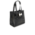 Ted Baker Women's Aracon Colour Block Bow Small Icon Bag - Black: Image 3