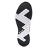 Supra Men's Flow Run Trainers - Black/White: Image 5