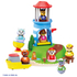 Paw Patrol Weebles Pull and Play Seal Island Playset: Image 1