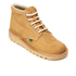 Kickers Men's Kick Hi Leather Boots - Tan: Image 2