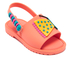 Mini Melissa Toddlers' Fabula Mia Sandals - Coral: Image 2