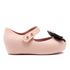 Mini Melissa Toddlers' Minnie Mouse Ultragirl Ballet Flats - Baby Pink: Image 1