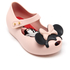 Mini Melissa Toddlers' Minnie Mouse Ultragirl Ballet Flats - Baby Pink: Image 3