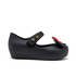 Mini Melissa Toddlers' Minnie Mouse Ultragirl Ballet Flats - Black: Image 1