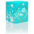 ECOYA Botanicals Evolution Coral and Narcissus Candle - Mini Botanic Jar: Image 3