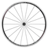 Campagnolo Khamsin Asymmetric G3 Clincher Wheelset - Black: Image 1