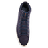 Jack & Jones Men's Dunmore Mid Top Trainers - Navy Blazer: Image 3