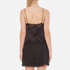 Alexander Wang Women's Button-Up Lace Trim Cami Top with Smocking Detail - Matrix: Image 2