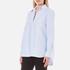 Alexander Wang Women's A-Line Tunic Shirt - Pacific: Image 2