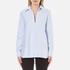 Alexander Wang Women's A-Line Tunic Shirt - Pacific: Image 1