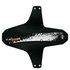 SKS Flap Mud Guard - Black/White: Image 1