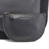 Diane von Furstenberg Women's Moon Leather/Suede Cross Body Bag - Black: Image 6