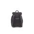 Diane von Furstenberg Women's Satin Backpack - Black: Image 7