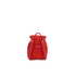 Diane von Furstenberg Women's Satin Backpack - Rust: Image 7