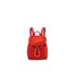 Diane von Furstenberg Women's Satin Backpack - Rust: Image 1