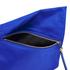 Diane von Furstenberg Women's Satin Asymmetric Foldover Clutch Bag - Cobalt: Image 5