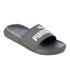 Puma Men's Popcat Slide Sandals - Grey/White: Image 2