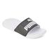 Puma Women's Popcat Swan Slide Sandals - Puma White: Image 2