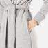 UGG Women's Karoline Double Knit Fleece - Seal Heather: Image 5