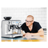 Sage by Heston Blumenthal BES980BSUK The Oracle Coffee Machine - Black: Image 2