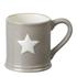 Parlane Star Ceramic Mug - Taupe: Image 1