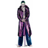 Silhouette Découpée en Carton Suicide Squad Le Joker: Image 1