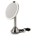 simplehuman Rechargeable Stainless Steel Sensor Mirror - 5x Magnification 20cm: Image 3