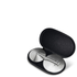 simplehuman Rechargeable Stainless Steel Sensor Mirror with Travel Case - 10x Magnification 12cm: Image 3