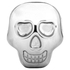 Sagaform Club Skull Ice Cubes - Metallic: Image 4