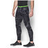 Under Armour Men's HeatGear Armour Printed Compression Tights - Black: Image 3