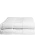 Lot de 2 Draps de Bain 100% Coton Restmor -Blanc: Image 1
