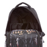 Spiral Game Over Back Pack With Laptop Pocket - Black: Image 4