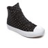 Converse Women's Chuck Taylor All Star II Hi-Top Trainers - Black/Dolphin/White: Image 2