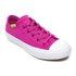 Converse Women's Chuck Taylor All Star II Ox Trainers - Magenta Glow/White: Image 2