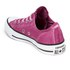 Converse Women's Chuck Taylor All Star Ox Trainers - Magenta Glow/Black/White: Image 4