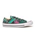 Converse Women's Chuck Taylor All Star Ox Trainers - Menta/Black/White: Image 1