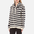 Maison Scotch Women's Home Alone Double Hooded Sweatshirt with Zip Closure - Combo B: Image 2