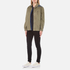 Maison Scotch Women's Army Jacket with Embroidery - Military Green: Image 4