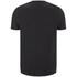 T-Shirt Homme Faustian Zip Brave Soul -Noir Charbon: Image 2